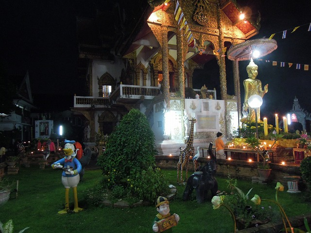 20120802オールドシティ内のお寺1